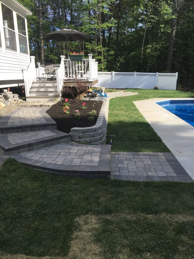 Patio Bedford, NH Picture 20