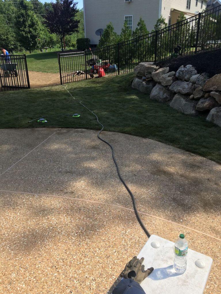 Sod Instillation full yard